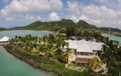 villa de vacances luxe grande standing à louer antigua