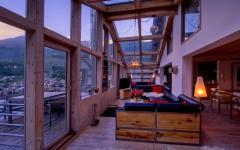 vue imprenable chalet d'architecte zermatt