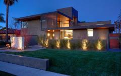 maison d'architecte vue rue