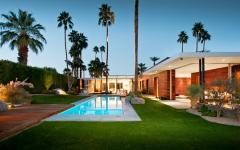 maison d'architecte en plain-pied luxe design