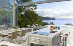 vue sur la mer villa d'architecte