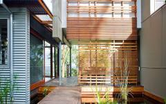 projet maison contemporaine éco responsable