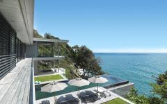 vue imprenable villa de vacances luxe Thaïlande