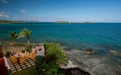 villa de vacances exotique luxe