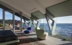 chambre luxe avec vue sur l'océan