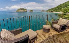 Espace outdoor exotiques villa de luxe