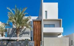 maison d'architecte moderne