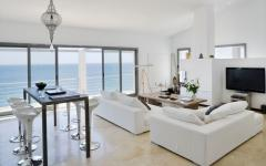 villa de luxe avec vue sur la mer