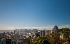vue panorama rio de janeiro villa de luxe location de vacances