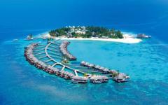vacances romantique aux maldives