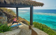 outdoor luxe pratique du yoga