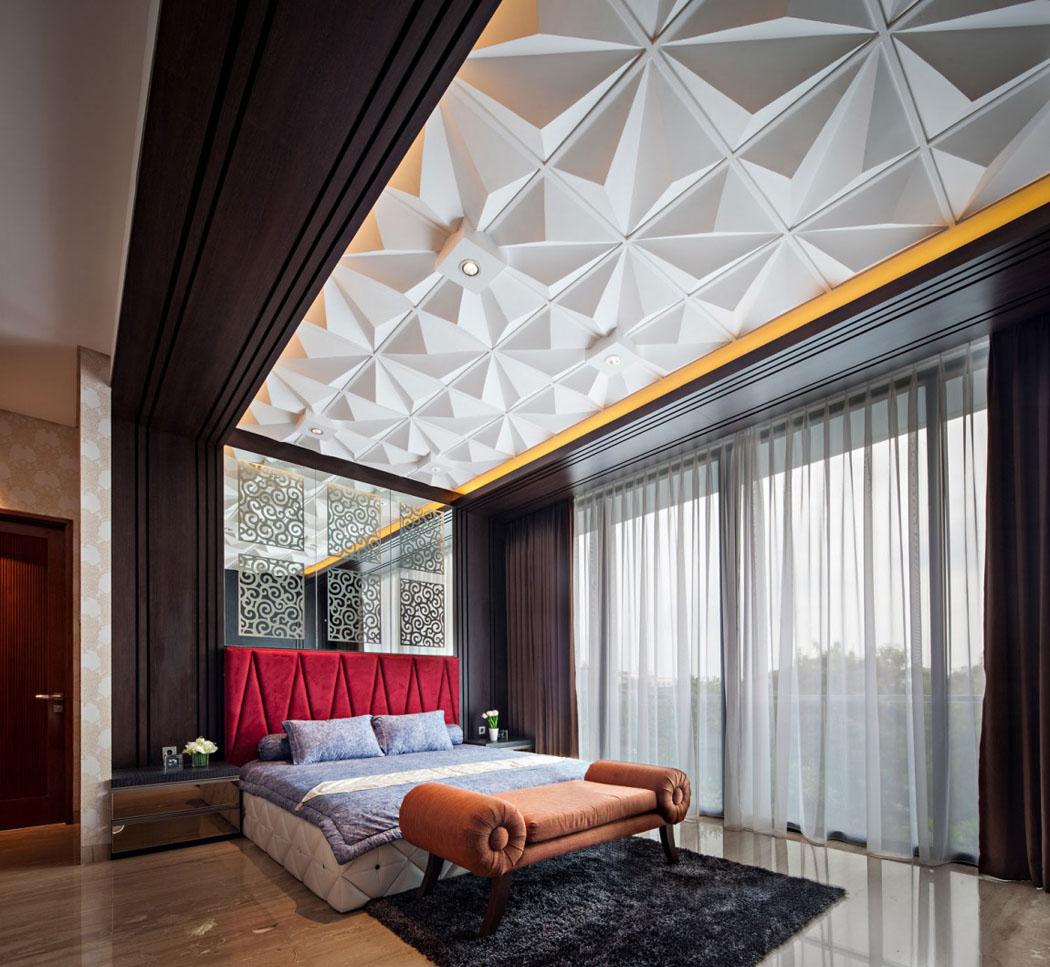 Maison moderne à l'architecture contemporaine au cœur de la ...
