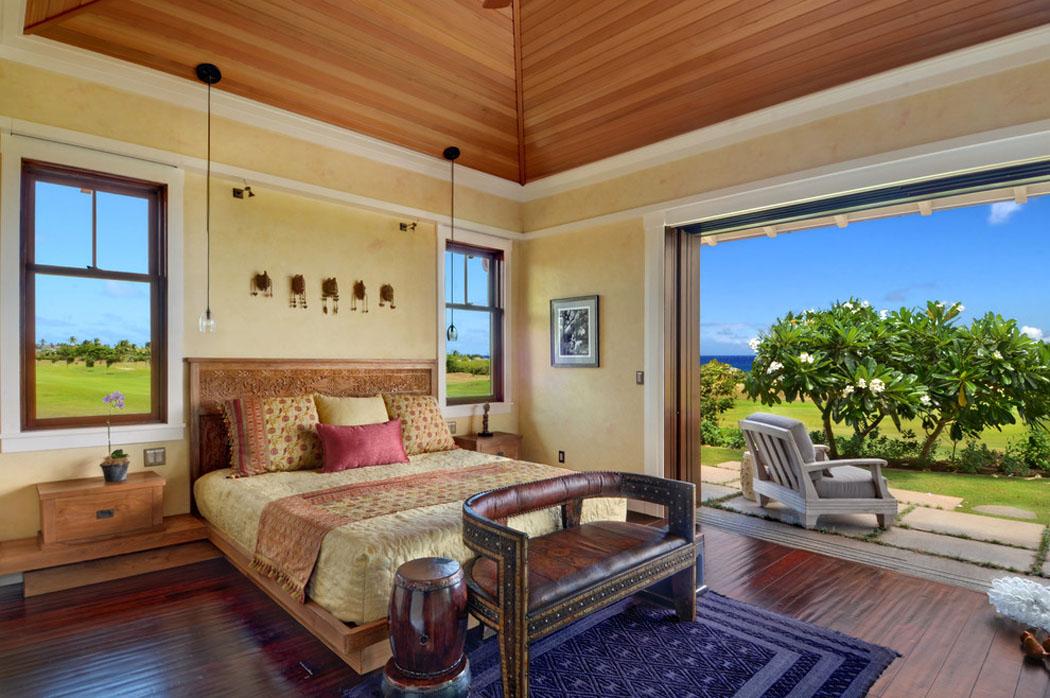 Villa de rêve à Hawaï fortement influencée par la culture ...