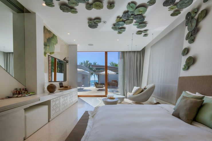 Une villa louer phuket au design luxueux tr s tha - Une maison larchitecture tres originale au mexique ...