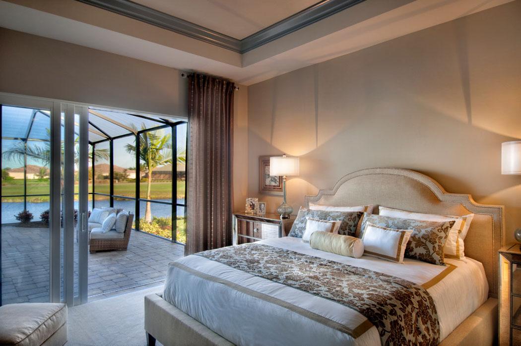 Belle demeure miami l architecture int rieure ouverte et originale vivons maison - Villa de vacances vogue interiors ...
