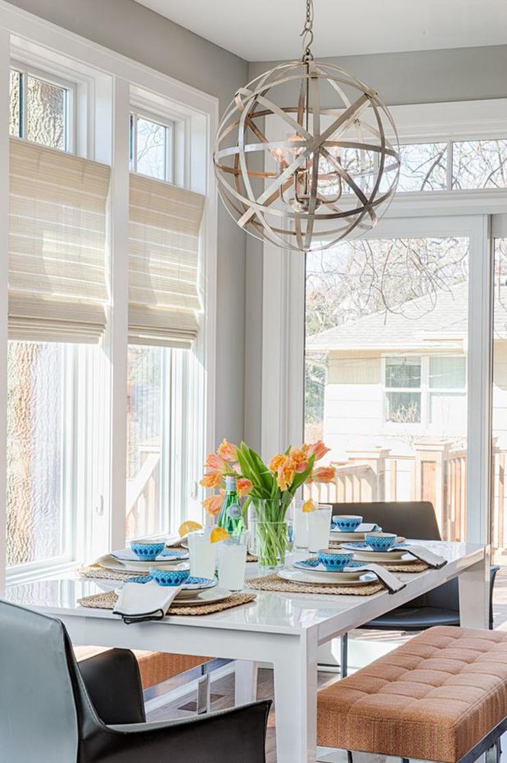 Belle maison au design int rieur clectique minneapolis - Belle decoration de maison ...