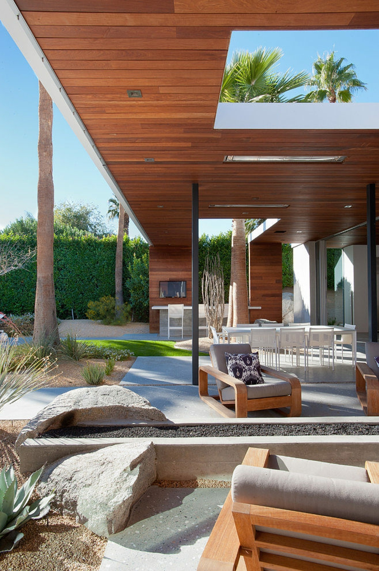 Luxueuse maison de plain-pied à Indian Wells en Californie | Vivons ...