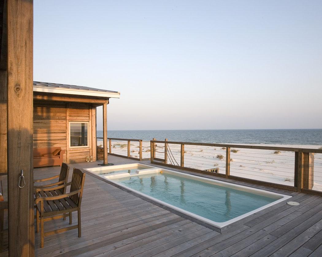 Jolie maison en bois mi chemin entre la villa de vacances et la cabane de p cheur vivons maison - Villa de vacances exotiques island views ...