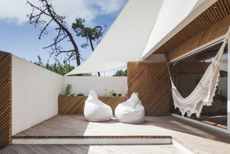 belle maison d architecte au portugal vivons maison. Black Bedroom Furniture Sets. Home Design Ideas