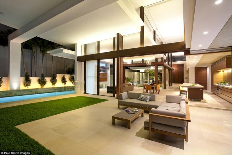Magnifique maison d\'architecte en Australie | Vivons maison