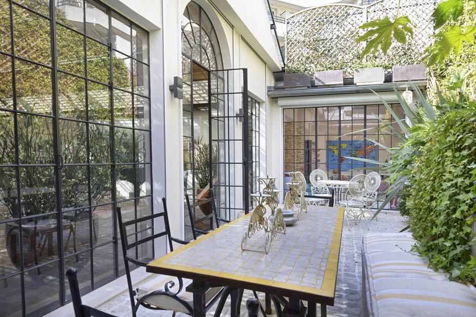 Magnifique propri t de prestige paris xi me arrondissement vivons maison - Acheter un loft a paris ...