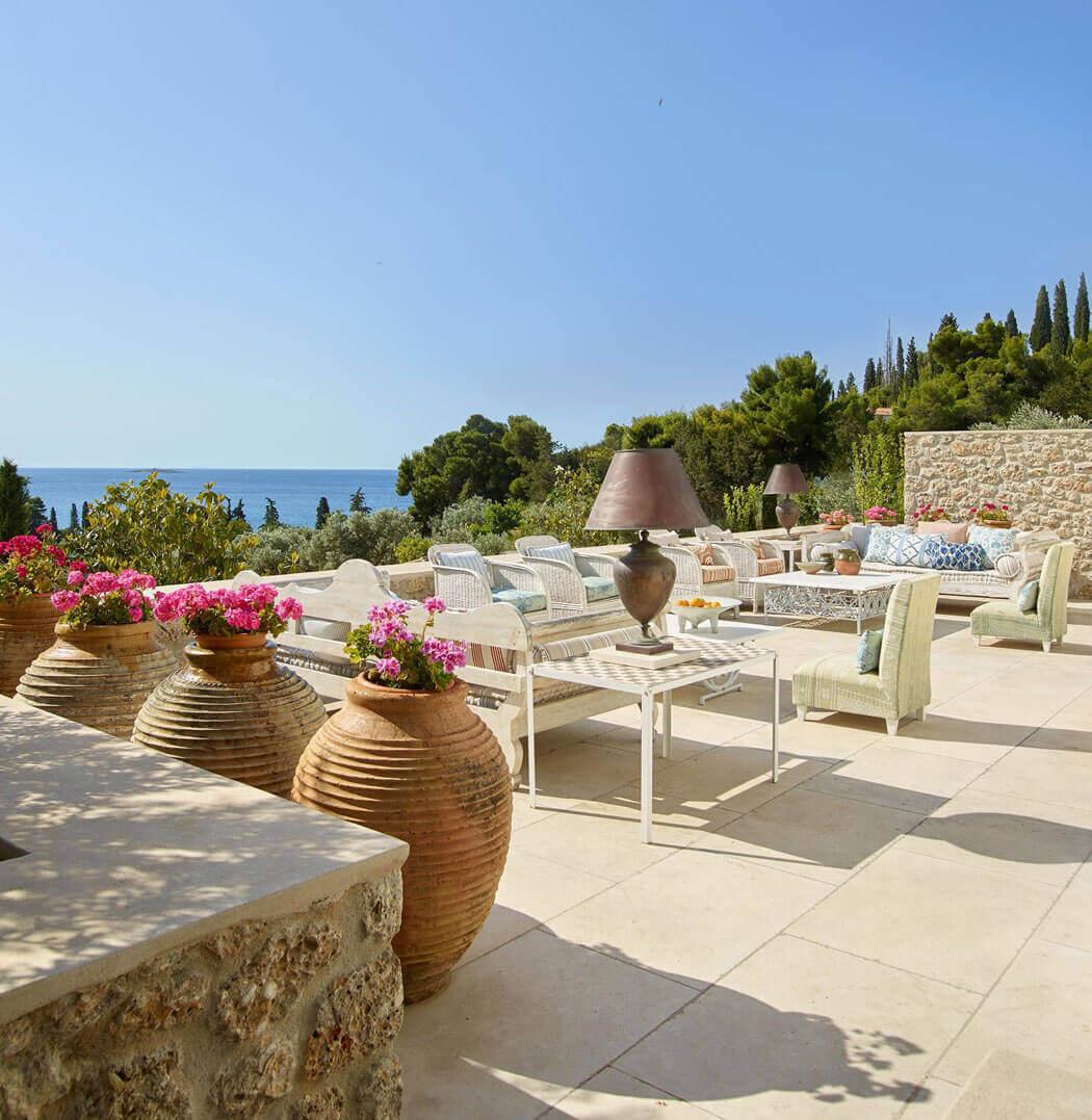Magnifique maison m diterran enne de standing avec - Villa de luxe vacances miami j design ...