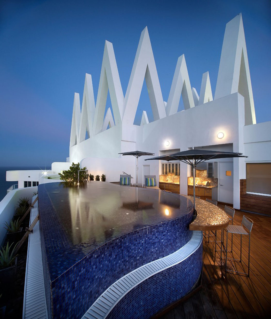 Belle r sidence de vacances miami beach au design - Villa de luxe vacances miami j design ...