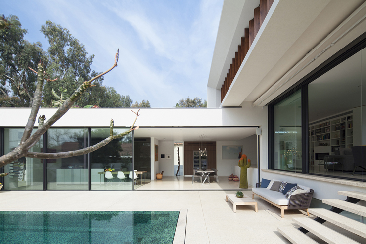 HD wallpapers maison luxe moderne los angeles