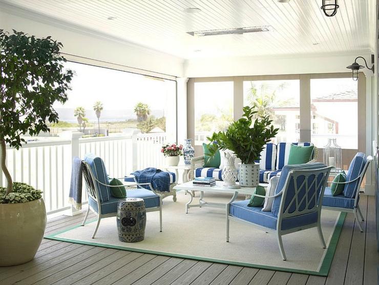 Magnifique r sidence de vacances sur la c te californienne vivons maison - Terras arrangement ...