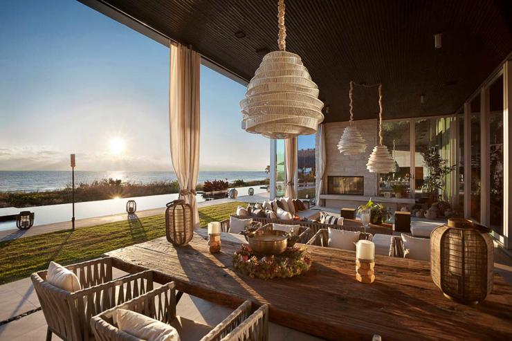 Villa de rêve avec magnifique vue sur la mer en Floride   Vivons maison