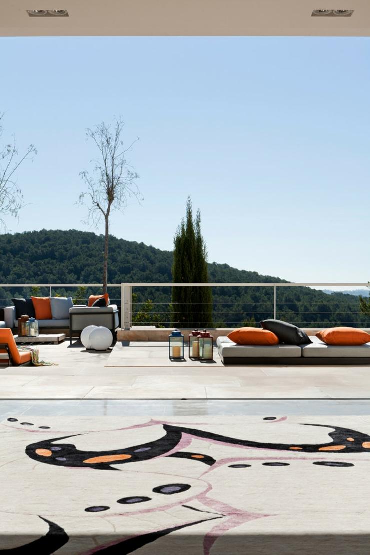Maison m diterran enne aux influences originales ibiza - Villa de luxe vacances miami j design ...
