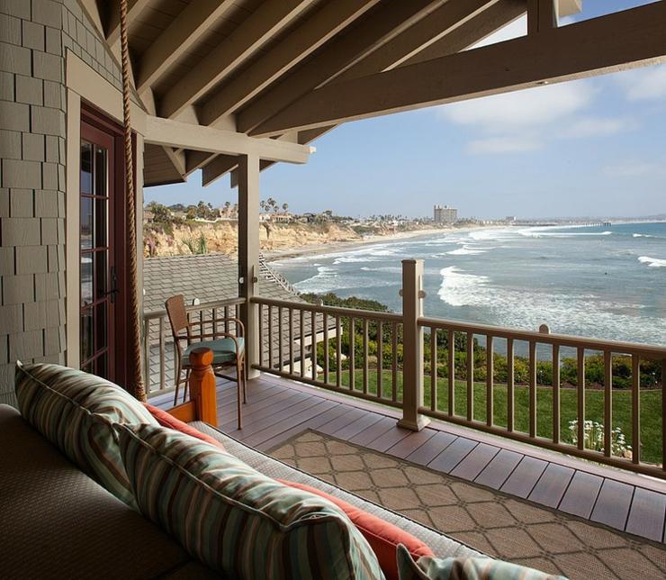Magnifique maison de vacances au charme rustique en - Maison en australie avec vue magnifique sur locean ...