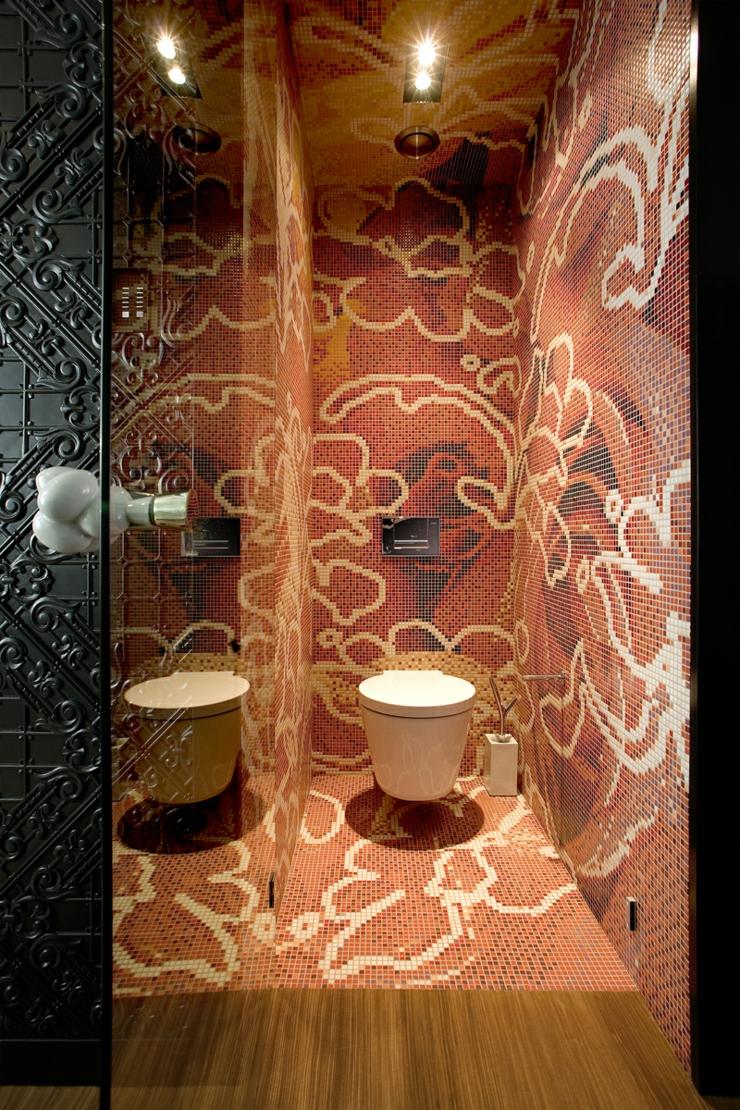 R sidence de haut standing amsterdam par marcel wanders for Toilettes design maison