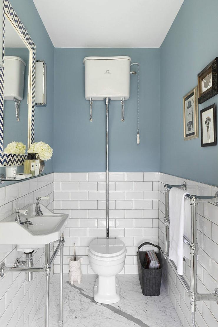 Belle maison l int rieur design so british vivons for Salle de bain design houzz