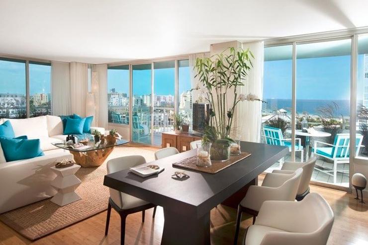 Appartement de vacances inspir par la beaut de la vue - Appartement de vacances jennifer post ...