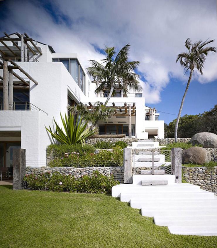 Villa de luxe coogee sur la c te australienne vivons for Les entrees des maisons