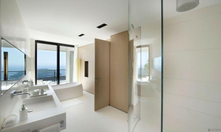 magnifique villa de luxe sur la côte d'azur | vivons maison