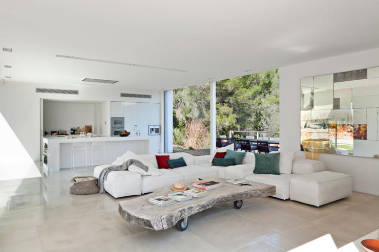 Interieur maison ibiza - Difference entre villa et maison ...