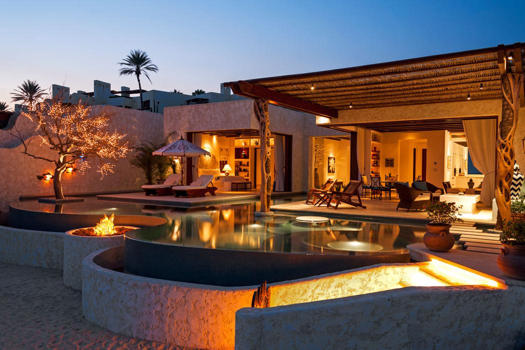 Magnifique villa de r ve los cabos complexe h telier - Villa de vacances exotiques island views ...
