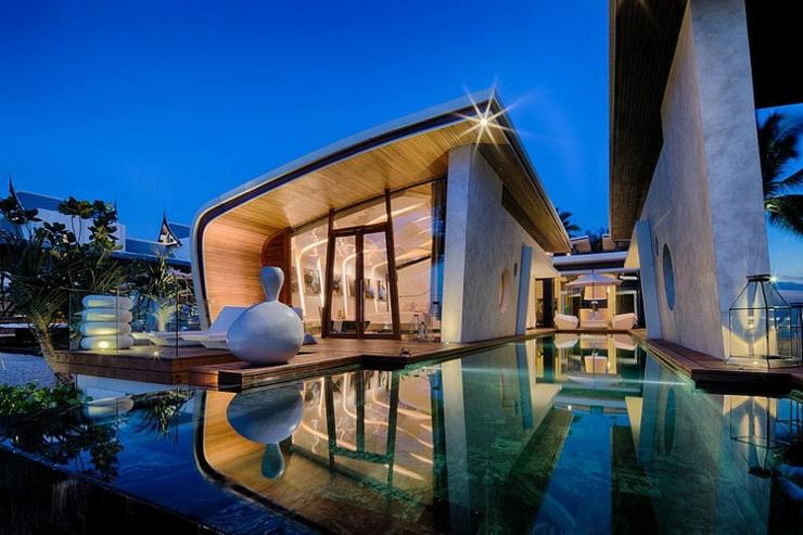 Villa de r ve phuket l iniala beach hotel vivons maison for Boutique hotel am strand