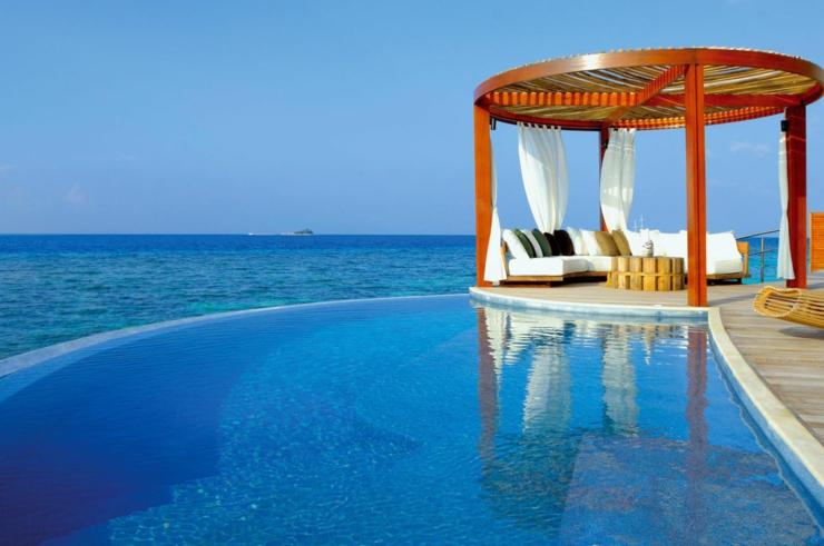 Vacances de luxe w retreat spa aux maldives vivons - Vacances exotiques gordonia private hotel ...