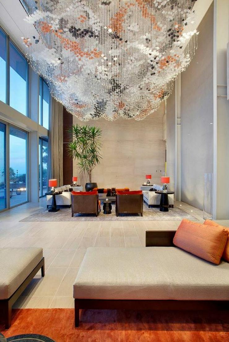 Villa de r ve avec magnifique vue sur la mer en floride - Maison decoration interieur moderne villas ...
