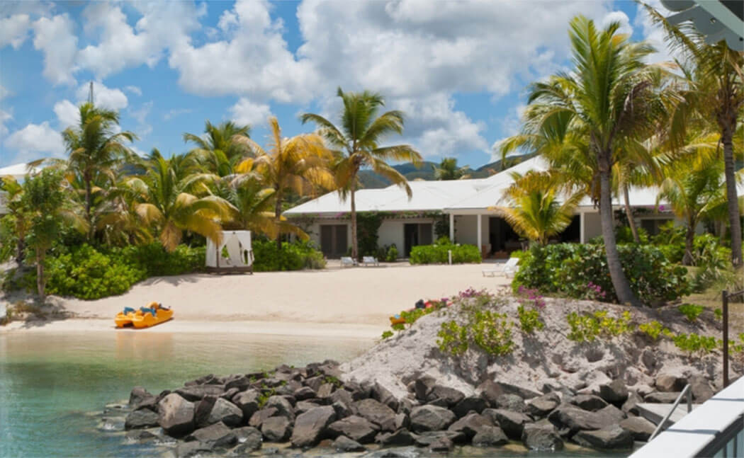 Une location de vacances au paradis palm point villa - Villa de luxe vacances miami j design ...