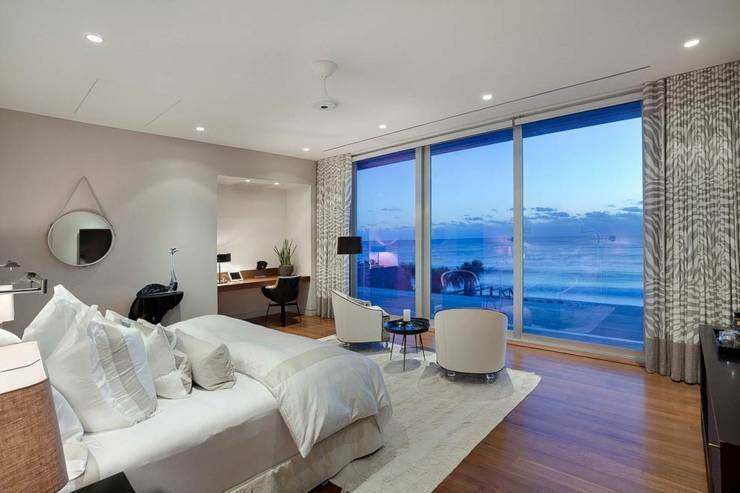 villa de r ve avec magnifique vue sur la mer en floride vivons maison. Black Bedroom Furniture Sets. Home Design Ideas