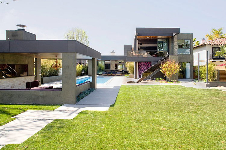 Superbe maison d\'architecte à Los Angeles | Vivons maison