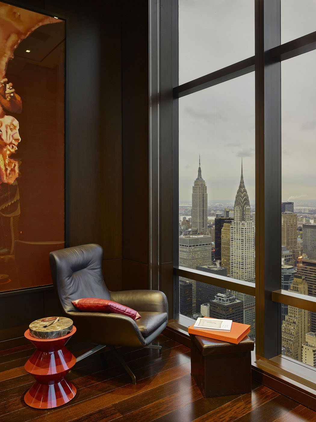 Decoration Interieur Americain Vue New York